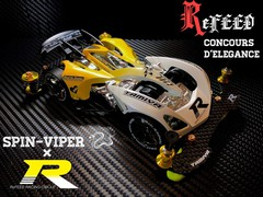 SPIN-VIPER ReFEED Edition
