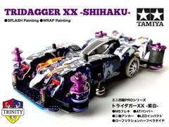 トライダガーxx -紫白-