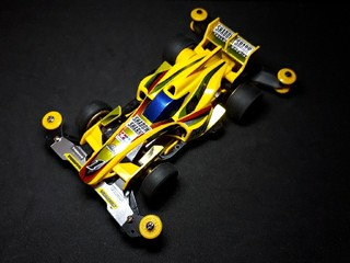 Shadow Shark Yellow Special