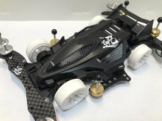 初めてのミニ四駆 NEO-VQS 黒
