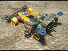 astute Jr zero chassis