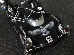 GTM4レギュ ロボレース デボット2.0  VZシャーシ