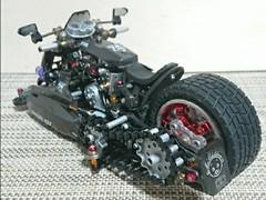 DCR = bike