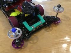 高難易度ピボットバンパー