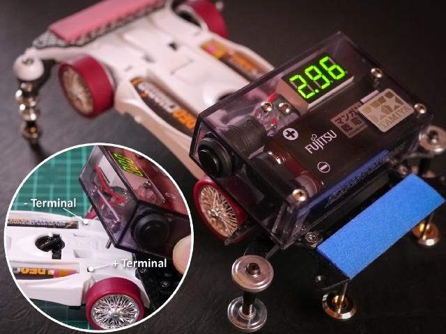 電圧計(MS&MA専用)