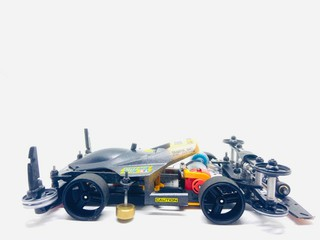 Thunder Shot Super 2 Chassis