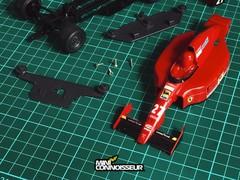 Mini F-1 Ferrari 642