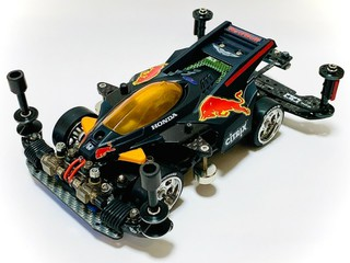 サンダーショット Mk.Ⅱ -RedBull Racing-
