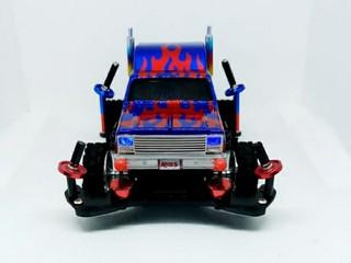Optimus-Prime Shunny Shuttle