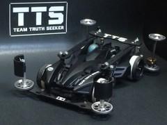 TTS NO.CXCI BLACK POSTURE