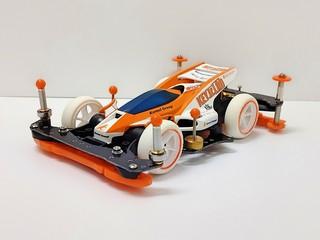 教室デモカー2 エアロサンダーショット