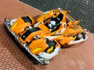 S2 Panda Racer MEGAMAX