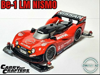 Be-1 LM NISMO