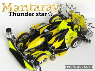 Mantaray Thunder  star☆