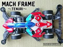 MACH FRAME ~TENURI~