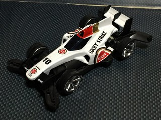シャドウシャーク F1カラーリング BAR Honda007