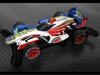 シャドウシャーク F1カラーリング BAR01