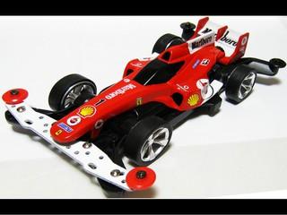 シャドウシャーク F1カラーリング フェラーリ F2003