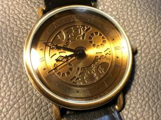 新しい時計、トキサキモデル