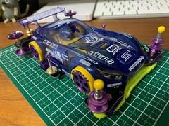 オオカミGT -LUPINE RACER ジルボルフ-