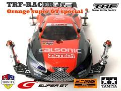 TRF-RACER Jr. Orange super GT