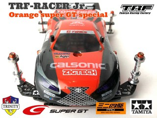 TRF-RACER Jr. Orange super GT