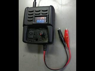 モーター慣らし器(可変電圧)