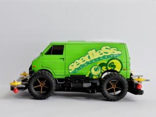 GreenMachine seedlessVAN