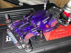 紫マンタレイMarkII