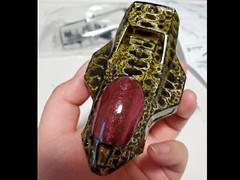 ヘビ柄サンダーショット
