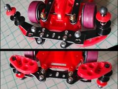 アンダーガード一体式フロントピボットver.2
