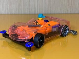 S2 ライキリ オープン + LEGO