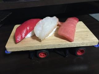 回転寿司四駆