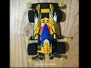 Tiger Zap Limited edition