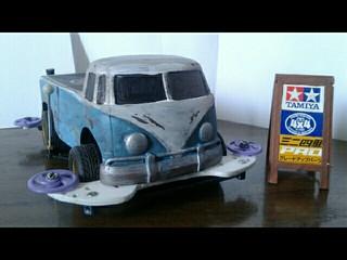 VolksWagen kombi pick up 1959