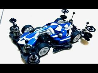 mach frame spirit blue