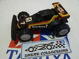 the hornet racing 7