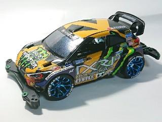 Hyundai i20 WRC  (Ken Block風)