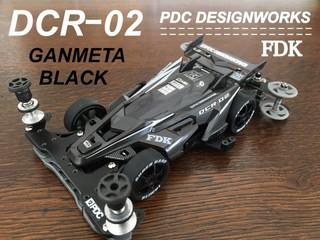 DCR-02 BLACK