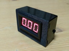 MA&MS用電圧計