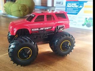 mini 4wd monster truck