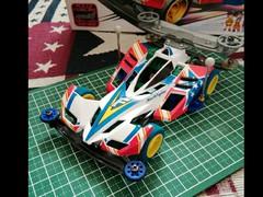 ファイターマグナムVFX リアル超速グランプリ仕様