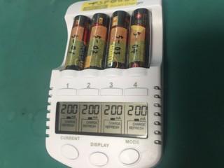 5レーン用電池
