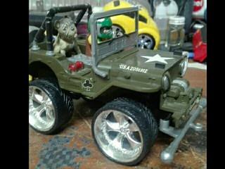 Jeep Wills...