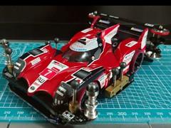TS050 メタリックレッド