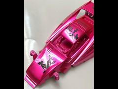 ピンクパンサー★レーザー刻印仕様