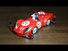 Panda Racer2 for Le mans 1969
