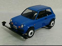 14号車:Be-1素組(Type3)