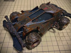 Weathering BurningSun