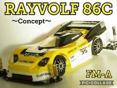 RAYVOLF 86C ~Concept~
